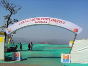 Paraglinding adventure