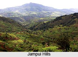 1 Jampui Hills