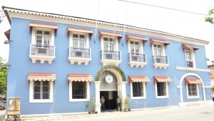 1 contentimg Blue Building  Indian Custom and Central Excise Museum