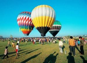 Air Balloon Ride in Goa 400x291