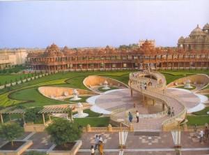 Akshardham Lotus
