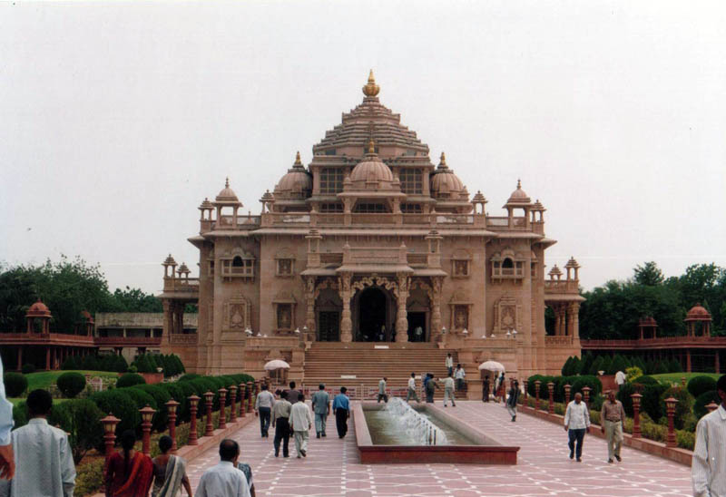 Akshardham-Swaminarayan-Temple-In-Gandhinagar-Gujarat