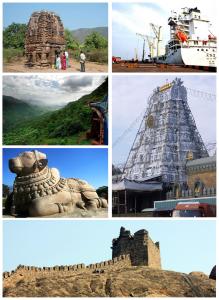 Andhra Pradesh new Montage