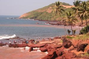 Anjuna Beach goan