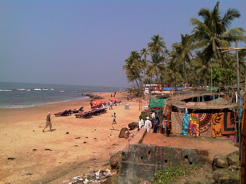 Anjuna_beach_Goa