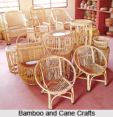 Bamboo and Cane Crafts of Megh