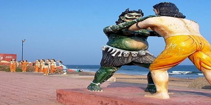 Beach of Andhra Pradesh
