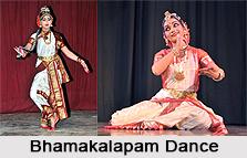 Bhamakalapam Dance