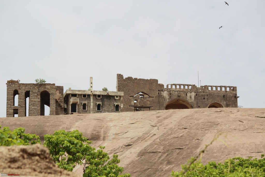 Bhongir-Fort