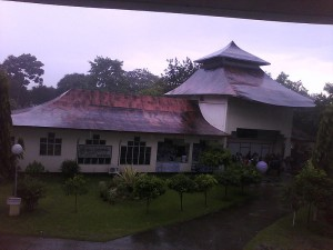 Bhupen Hazarika Museum at Kalakhetra by Bishnu Saikia