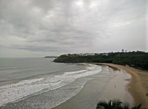 Bogmalo Beach View
