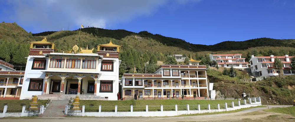 Bomdila-Monastery-Arunachal-Pradesh