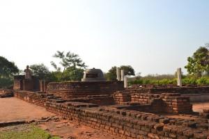 Buddhist site 3rd century AD