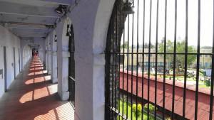 Cellular Jail Balcony