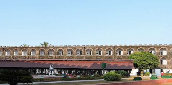 Cellular Jail  Port Blair India