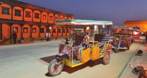 Chakda ride