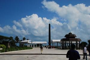 Chennai monument