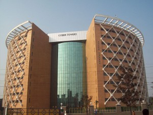 Cyber Towers Madhapur Hyderabad