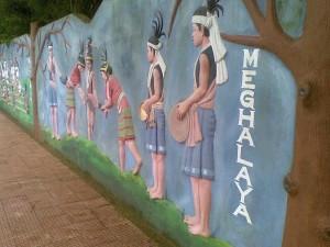 Dance of Meghalaya