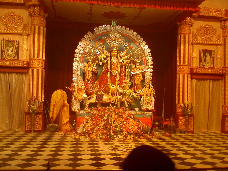 Durga_Pooja_at_Belur_Math