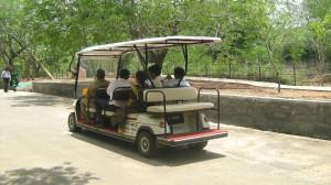 Electric car vandalur zoo Tamil Nadu99