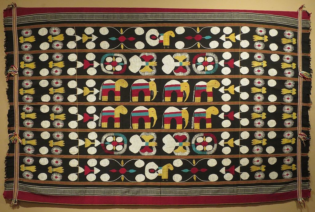 Embroidered_textile_from_Nagaland