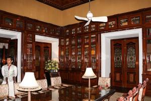 Falaknuma Palace Library