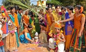 Family Festival Makar Sankranti ANDHRA PRADESH