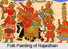 Folk Painting of Rajasthan