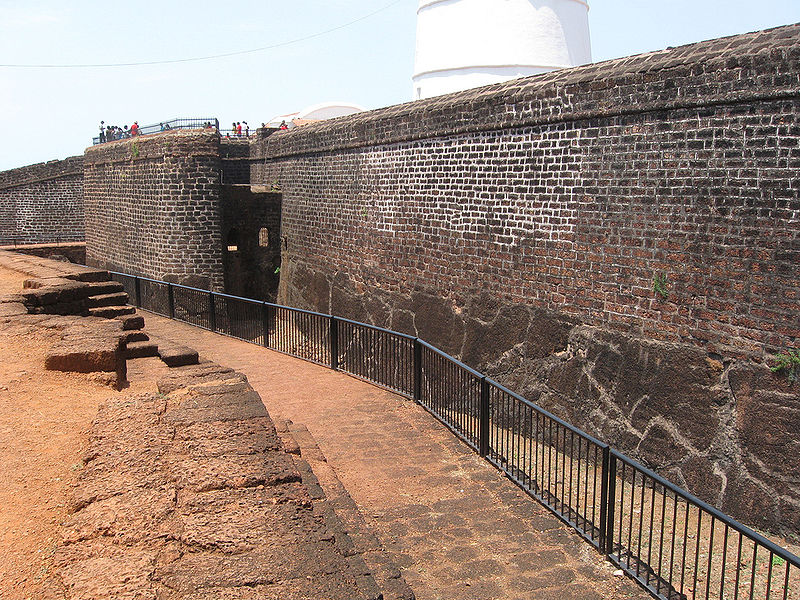 Fort_Aguada_Goa_1