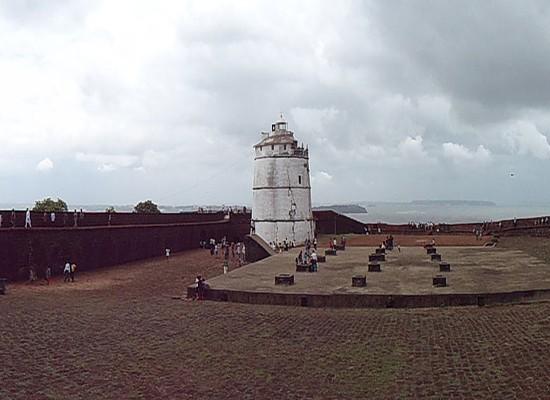 Fort Aguada Panorama