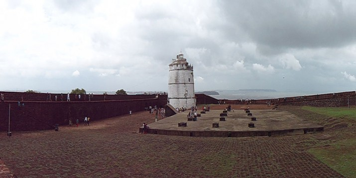 Fort Aguada Panorama