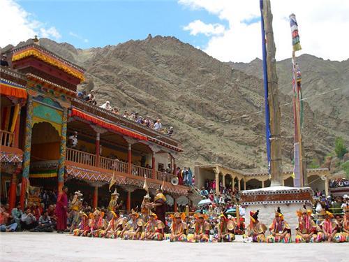 Galdan-Namchot-Festival