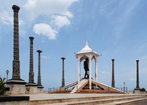 GandhiStatuePondicherry