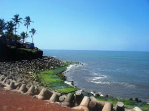 Goa Anjuna Beach