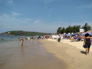 Goa Baga Beach