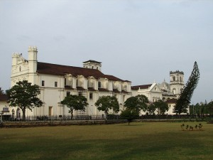 Goa The Se Cathedral