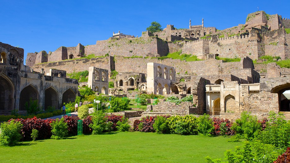 Golconda-Fort