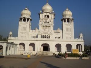 Gurdwara Patalpuri in Kiratpur Punjab India