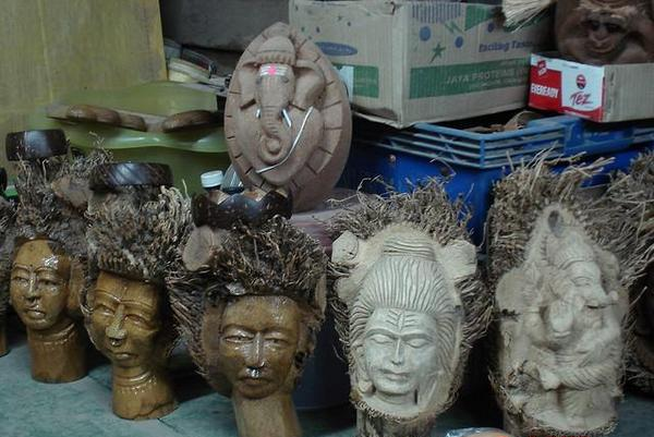 Handicrafts in Andaman