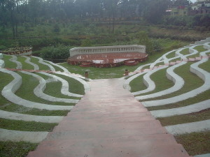 Heritage Park Stage Agartala Tripura