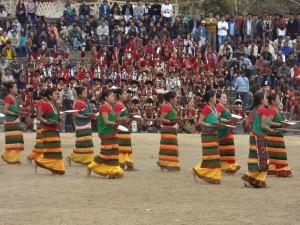 Hornbil Festival Kohima