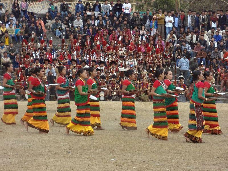 Fairs and Festivlas in Nagaland