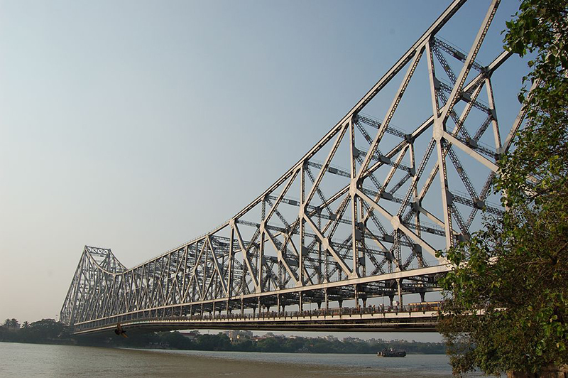 Howrah_Bridge,_Kolkota