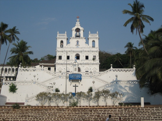 Explore Different Places in Goa