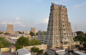 India   Madurai temple