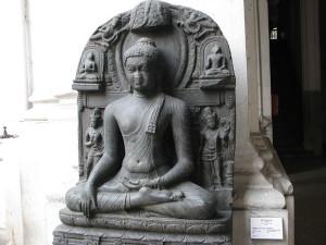 Indian Museum Kolkata 1