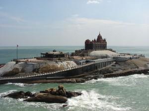 Kalyakumari rock temple