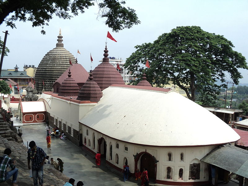 Temples in Assam