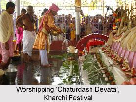 Kharchi Festival  Tripura
